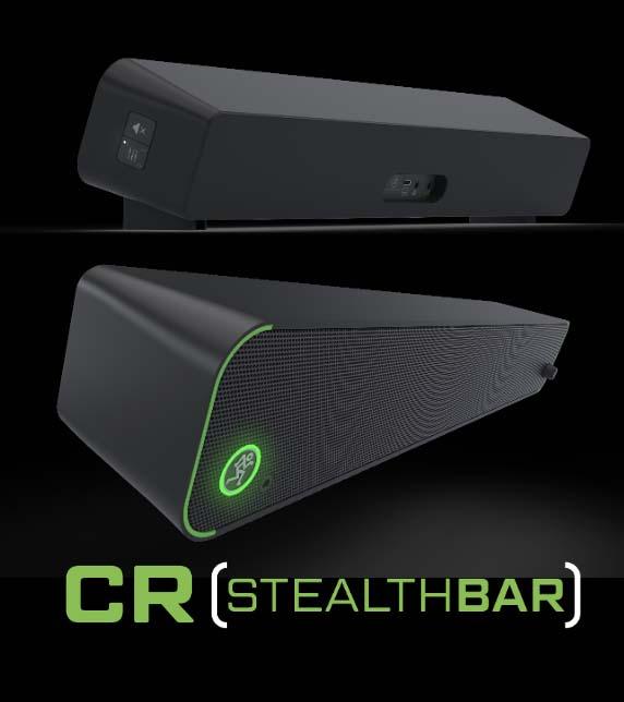 CR Stealthbar